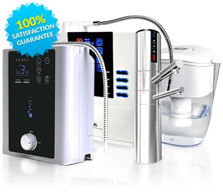 alkaline ionized water machine reviews