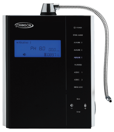 Chanson Miracle Max Water Ionizer