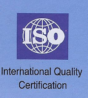 Chanson Ionizers ISO cert