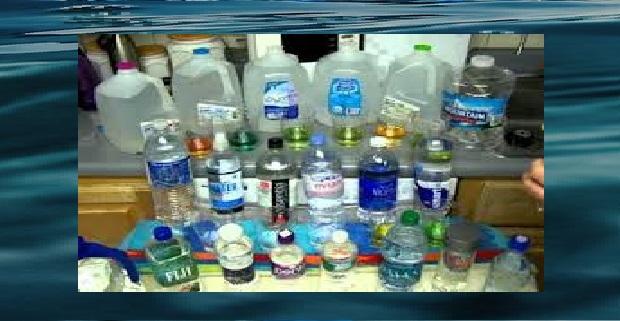 Bottled Water Testing